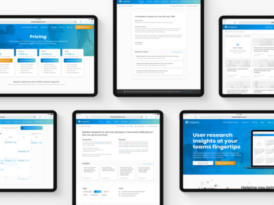 Insightful - User Research & Insight Library