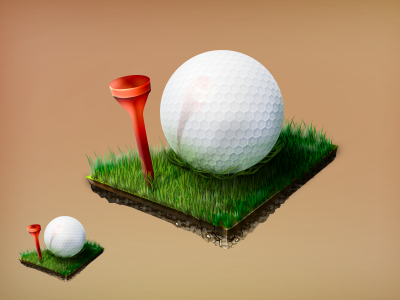 Icons updatedgolfball