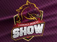 Broncos Show logo