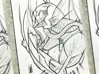 Fulgore sketch