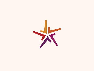 Student Success Task Force star logo identity branding