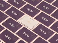 Business cards for Otila