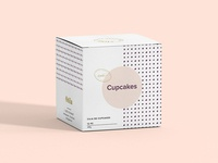 Otila cupcakes packaging