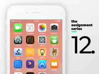 Assignment 12.1: 10 Unique App Icons