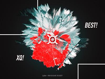 KPL XQ IS BEST! cook art fire xq kpl ice 3d