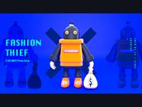 Fashion Thief