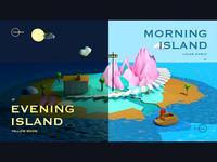Island at Day