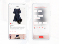 Initial exploration for a styling app