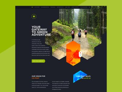 Eco village website