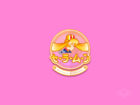 Badge Design - Sailor Moon