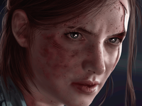 Ellie - Digital Portrait