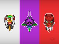 Badge Design - EVA's