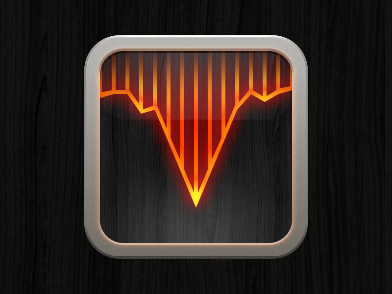 Vigil Icon icon ios graph