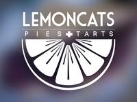 Lemoncats Bakery Logo