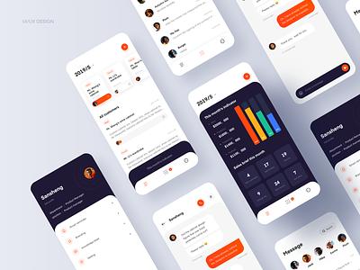 Crm2 crm icon design app ui