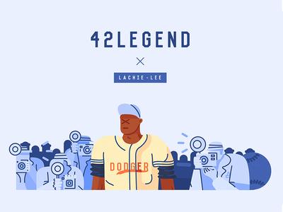 42 Legend 插画