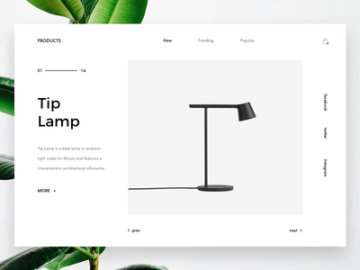Products - Lamp