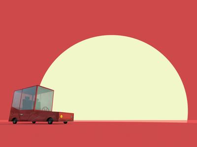 TDS 022 Sunset