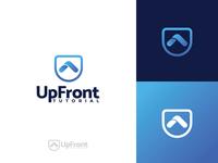 Upfront Logo Design Concept 2