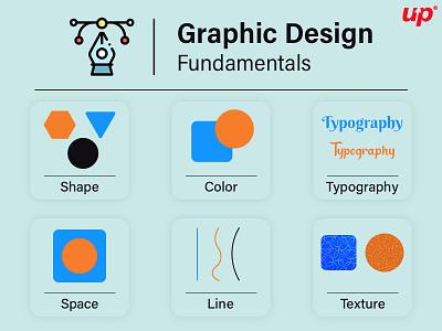 Graphic Design Fundamentals colors shapes lines typography fundamentals designing graphic design