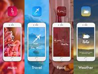 App icons & Splash Screens