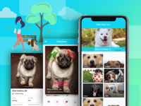 Pet Chat: Dog's Dating App