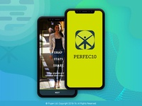 Perfec10: The Fitness Application