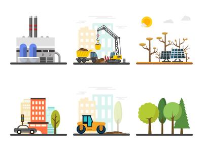 Website illustration Design