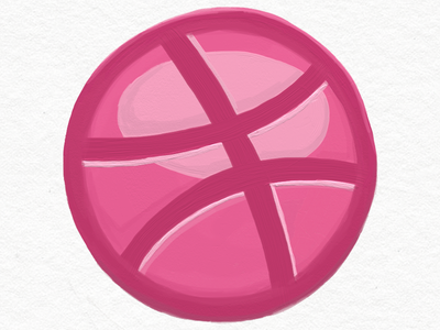 Dribbble Painting painting dribbble