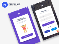 Free Mobile UI Kit (Coming Soon)