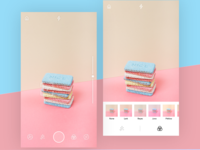 Camera App - Filter & Editor