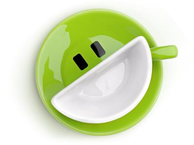 Smilecup Green smile cup smilecup green psyho.ua 3d
