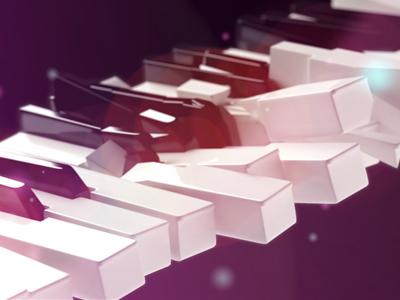 Broken Piano broken piano 3d dof music