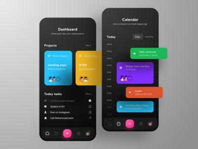 Todo Mobile App