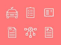 Icons Car Rental