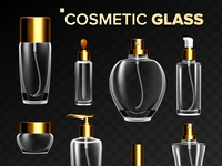 Cosmetic Glass