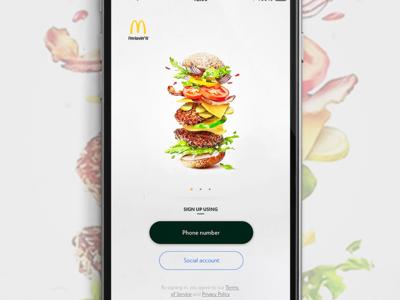 McDonald's Mobile Ordering - Find your restaurant!