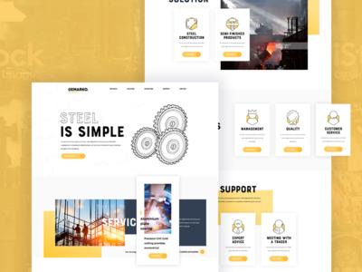 Steel Company - Concept