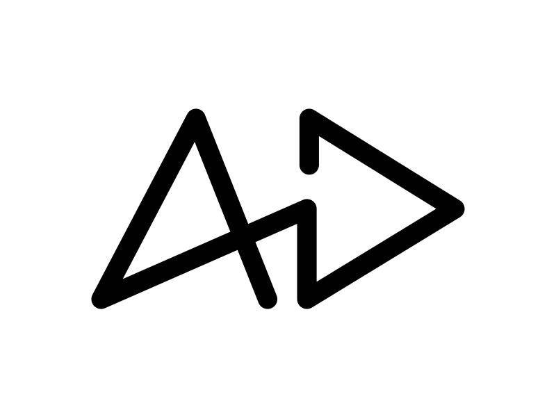 New logo line logo ad