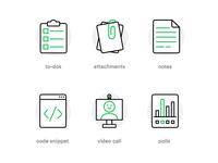 Flock App Icons