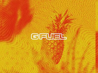 GFUEL. promotional design graphic