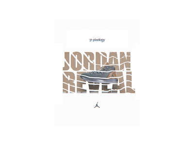 Jordan Reveal jordan advertisement fashion nike promotional design graphic
