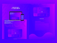 Alex D // Landing Page Design
