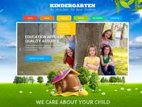 Kindergarten Joomla Responsive Template