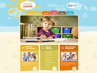 WordPress Kindergarten Theme (Template)
