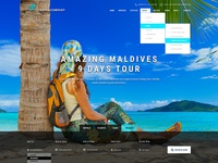 Travel Agency Bootstrap Template (theme)