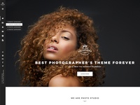 Photography Bootstrap Template