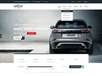 Auto Dealer Bootstrap HTML Template