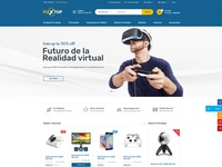 Fextop Bootstrap template