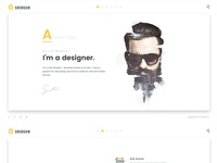 Freelancer - bootstrap 4 template